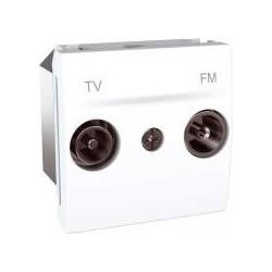Zásuvka TV-R koncová,polar MGU3.451.18 UNICA Schneider Electric