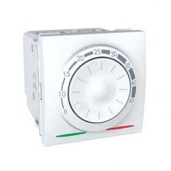 Termostat pro podlahové vytápění otočný, polar MGU3.503.18 UNICA Schneider Electric