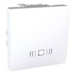 Vypínač, ovládač tlačítkový se symbolem zvonek, č.1/0,polar MGU3.206.18C UNICA Schneider Electric