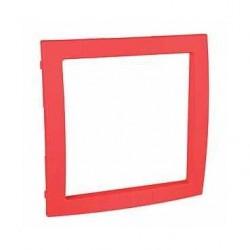 Dekorativní rámeček, Rojo MGU4.000.43 UNICA Colors Schneider Electric