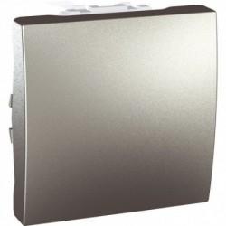 Vypínač, přepínač křížový, č.7, aluminiaum MGU3.205.30 UNICA Schneider Electric