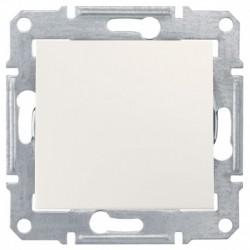 Přepínač střídavý, ř. 6, cream SDN0400123 SEDNA Schneider Electric