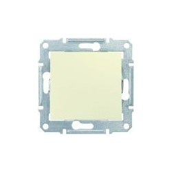 Přepínač střídavý, ř. 6, biege SDN0400147 SEDNA Schneider Electric