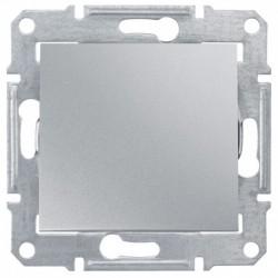 Přepínač křížový, ř. 7, alu SDN0500160 SEDNA Schneider Electric