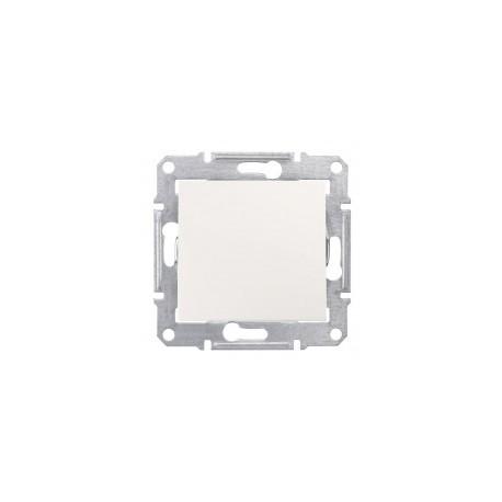 Spínač dvojpólový, ř. 2, polar SDN0200121 SEDNA Schneider Electric