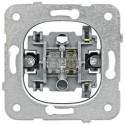 Přístroj spínače VISIO 1-pólového č.1, bezšroubové svorky Schrack VISIO 50 EV100001--