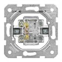 Přístroj spínače 1-pólového č.1, šroubové svorky Schrack VISIO 50 EV100002--