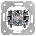 Přístroj spínače 1-pólového č.1, signálka, bezšroubové svor Schrack VISIO 50 EV100003--