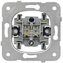 Přístroj spínače 2-pólového č.2, signálka, bezšroubové svork Schrack VISIO 50 EV100007--
