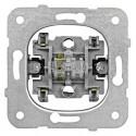 Přístroj přepínače střídavého č.6, bezšroubové svorky Schrack VISIO 50 EV100011--