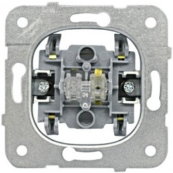 Přístroj přepínače střídavého č.6, signálka, bezšroub.svorky Schrack VISIO 50 EV100015--