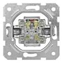 Přístroj přepínače křížového, č.7, šroubové svorky Schrack VISIO 50 EV100018--