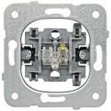 Přístroj ovládače spínacího 0/1, bezšroubové svorky Schrack VISIO 50 EV100019--