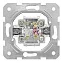Přístroj ovládače spínacího 1/1, šroubové svorky Schrack VISIO 50 EV100022--