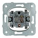 Přístroj ovladače spínacího 0/1, s orientační signálkou L-L1 Schrack VISIO 50 EV100029--