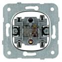 Přístroj ovladače spínacího 0/1, s orientační signálkou L-N Schrack VISIO 50 EV100030--
