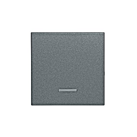 Kryt vypínače - čirý průhled, barva antracit Schrack VISIO 50 EV112007--