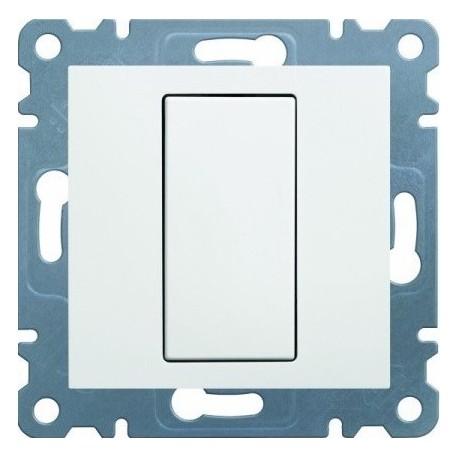 Záslepka - bílá WL7010 Hager lumina2