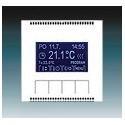 Termostat univerzální programovatelný (ovládací jednotka) bílá 3292M-A10301 03 ABB Neo®