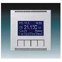 Termostat univerzální programovatelný (ovládací jednotka) titanová 3292M-A10301 08 ABB Neo®, Neo® Tech