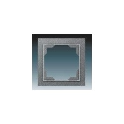 Rámeček jednonásobný ocelová 3901M-A00110 36 ABB Neo®, Neo® Tech