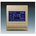 Termostat univerzální programovatelný (ovládací jednotka) ABB Time 3292E-A10301 33