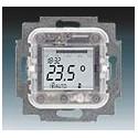 Přístroj termostatu s týdenními spínacími hodinami, prostorový 1032-0-0508 ABB 2CKA001032A0508