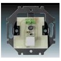 Přístroj zásuvky telefonní jednonásobné 5013U-A00103 ABB