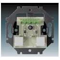 Přístroj zásuvky telefonní dvojnásobné 5013U-A00105 ABB