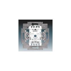 Přístroj spínače žaluziového kolébkového, řazení 1/0+1/0 s blokováním bezšroubový 3559-A88345 ABB