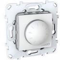 Stmívač otočný 40-1000W, vč.montážního rámečku, polar MGU5.512.18 UNICA Schneider Electric