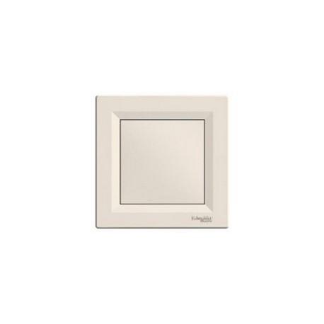 Záslepný kryt, krémová EPH5600123 ASFORA Schneider Electric