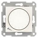 Stmívač otočný, tlačítkové spínání, RL 40-1000 W/VA, ř. 1, cream SDN2200923 SEDNA Schneider Electric
