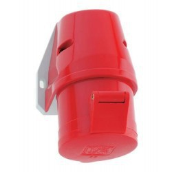 Zásuvka nástěnná 32A 5p 400V IP44 6h BALS 112002