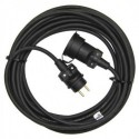 Prodlužovací kabel 25m 1 zásuvka IP65 3X1,5 GUMOVÝ H05RR-F PM0504 Emos