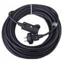 Prodlužovací kabel 20 m 1 zásuvka 3x2,5mm IP65 H05RR-F GUMOVÝ PM1011 Emos