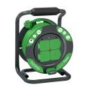 Prodlužovací kabel na bubnu 25m PVC 3G1,5 IP44 - klasik, IMT33145 Schneider Electric