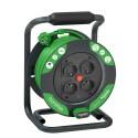 Prodlužovací kabel na bubnu 20m PVC 3G1,5 IP20 - klasik, IMT33142 Schneider Electric