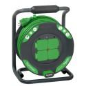 Prodlužovací kabel na bubnu 40m PVC 3G1,5 IP44 - advanced, IMT33156 Schneider Electric
