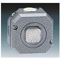 Přepínač střídavý, řazení 6, Al, IP66 šedá ABB Garant 3558-06750