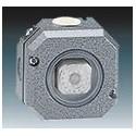 Ovládač tlačítkový zapínací, řazení 1/0S, 1/0So, Al, IP66 šedá ABB Garant 3558-91752