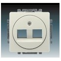 Kryt zásuvky komunikační krémová ABB Swing 5014G-A01018 C1