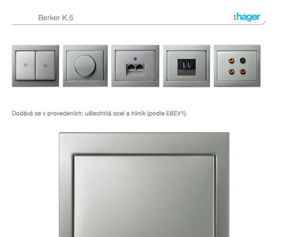 Berker K.5